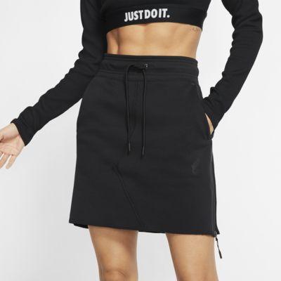 กระโปรงผู้หญิง Nike Sportswear Tech Fleece