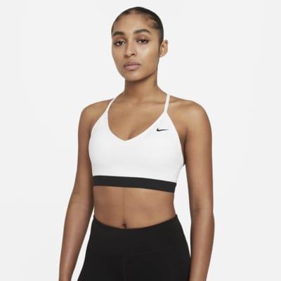 Nike Indy Sport-BH mit leichtem Halt