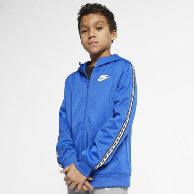 Huvtröja med hel dragkedja Nike Sportswear för ungdom