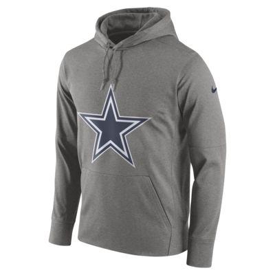 Sudadera con capucha sin cierre para hombre Nike Circuit Logo Essential (NFL Cowboys)