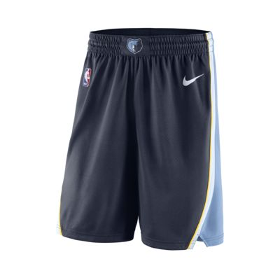 Shorts NBA Memphis Grizzlies Nike Icon Edition Swingman - Uomo