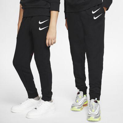 Nike Sportswear Swoosh bukse til store barn