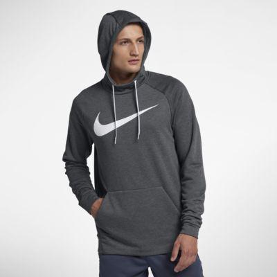 Träningshuvtröja Nike Dri-FIT för män