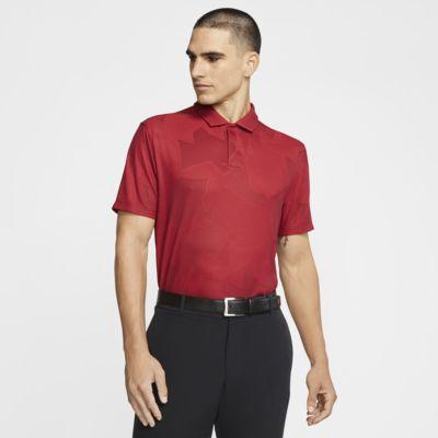 Nike Dri-FIT Tiger Woods golfskjorte med kamomønster til herre