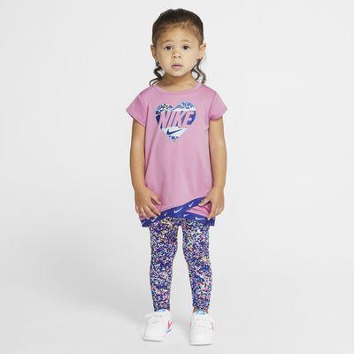 Ensemble tunique et legging Nike Dri-FIT pour Bébé (12 - 24 mois)