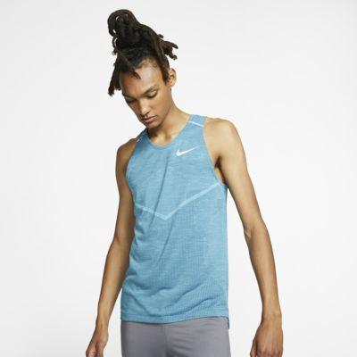 เสื้อกล้ามวิ่งผู้ชาย Nike TechKnit Cool