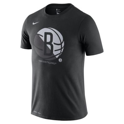 Brooklyn Nets Nike Dri-FIT NBA-T-Shirt für Herren