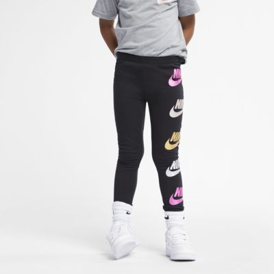 Nike Shine Little Kids' Leggings