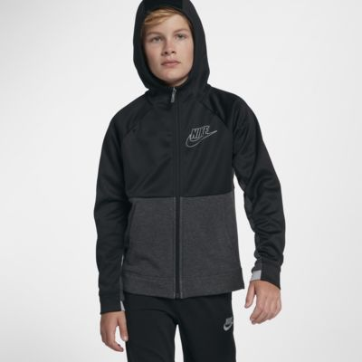 Sudadera con capucha para ninos talla grande Nike Sportswear My Nike
