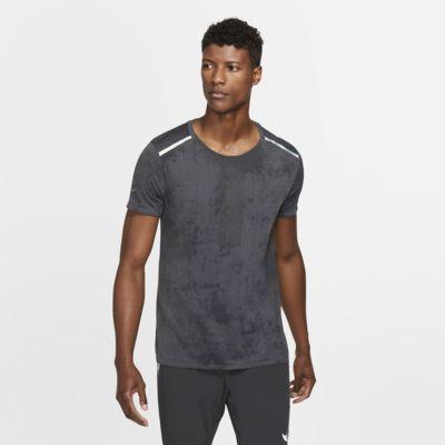 Kortærmet Nike Tech Pack-løbeoverdel til mænd