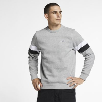 Ανδρική φλις μπλούζα skateboarding Nike SB Icon