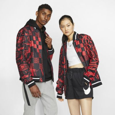 Chamarra estampada Nike Sportswear