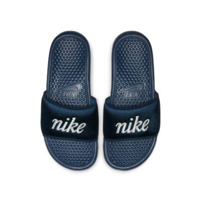 Claquette Nike Benassi JDI TXT SE pour Femme
