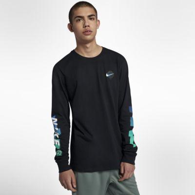เสื้อยืดสเก็ตบอร์ดแขนยาวผู้ชาย Nike SB