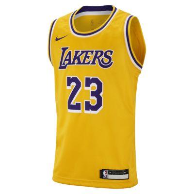 f2da6b1199a LeBron James Icon Edition Swingman (Los Angeles Lakers) Big Kids ...