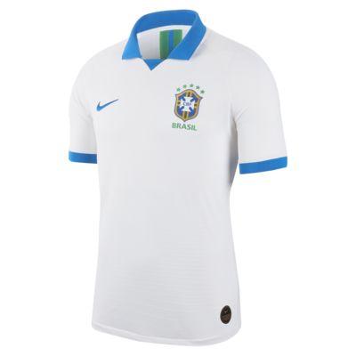 Camiseta de visitante para hombre Brasil Vapor Match 2019