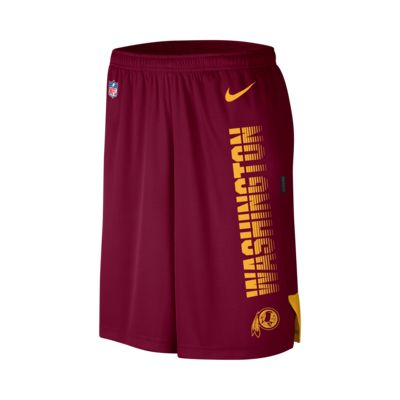 1af3b3d8 Nike Breathe Player (NFL Redskins) Men's Shorts