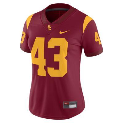 Nike College Dri-FIT Game (USC) Women's Football Jersey