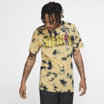 "T-shirt Jordan ""Stuff It"" Washed para homem"