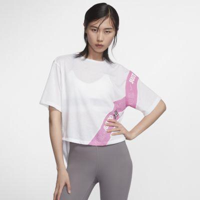 Nike Dri-FIT李娜系列女子短袖训练上衣
