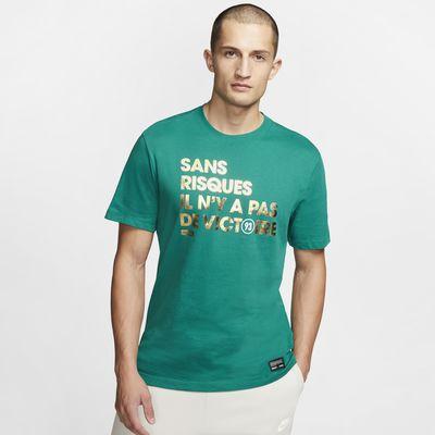 Мужская футболка Kylian Mbappé
