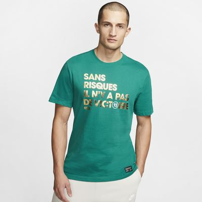 Kylian Mbappé Herren-T-Shirt