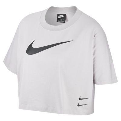 Nike Sportswear Swoosh Women's Short-Sleeve Top (Plus Size)