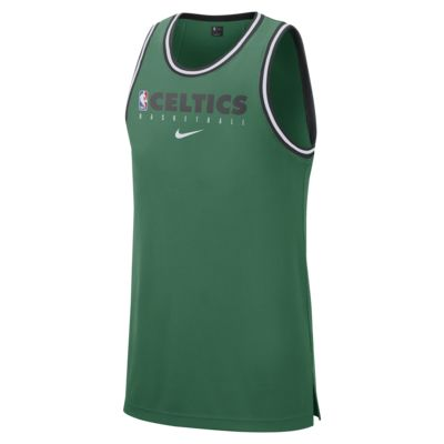 Boston Celtics Nike Dri-FIT NBA-s férfitrikó