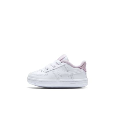 Sko Nike Force 1 Crib för baby