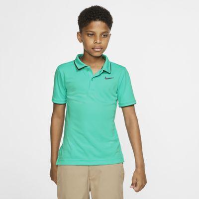 NikeCourt Dri-FIT Tennis-Poloshirt für ältere Kinder (Jungen)