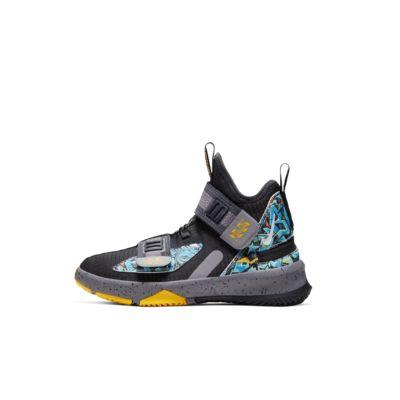 LeBron Soldier 13 FlyEase Schuh für jüngere Kinder