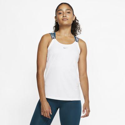 Женская майка для тренинга Nike Dri-FIT