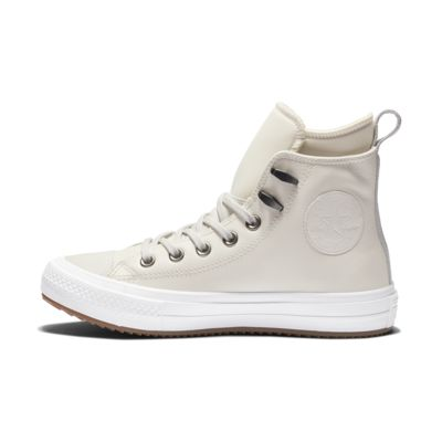 Converse Chuck Taylor All Star Waterproof Leather High Top Boot Women's Leather Boot