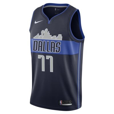 Luka Dončić Statement Edition Swingman (Dallas Mavericks) Men's Nike NBA Connected Jersey
