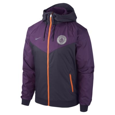 Manchester City FC Windrunner Men's Jacket
