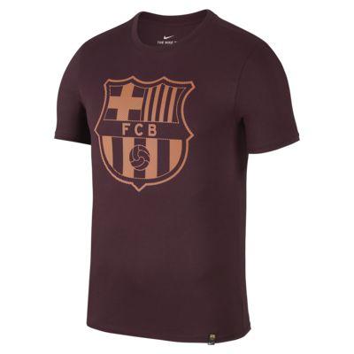 巴萨 Crest 男子T恤