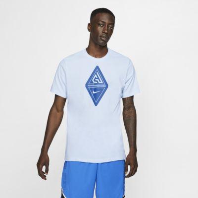 Giannis Nike Dri-FIT Men's Logo Basketball T-Shirt