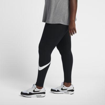 Dámské legíny Nike Sportswear (větší velikost)