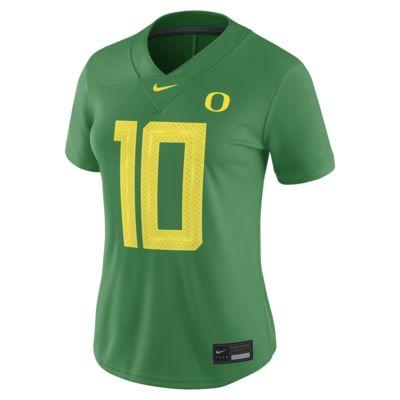 Nike College Dri-FIT Game (Oregon) Women's Football Jersey