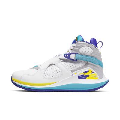NikeCourt Zoom Zero Jordan 8 Damen-Tennisschuh für Hartplätze