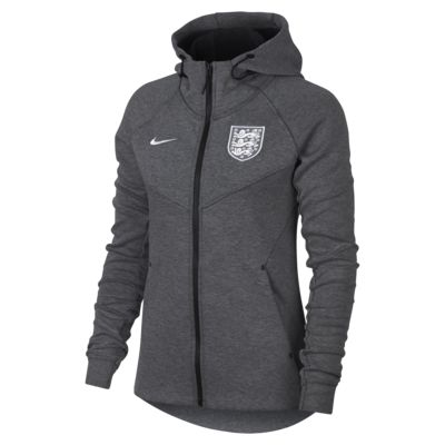 England Tech Fleece Women's Full-Zip Hoodie