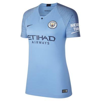 Camiseta de fútbol para mujer de local Stadium del Manchester City FC 2018/19