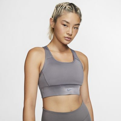 Nike Swoosh Women's Medium-Support Pocket Sports Bra