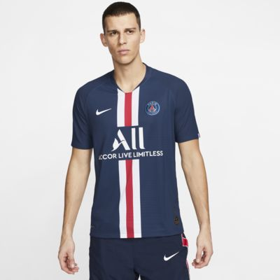 Camiseta de fútbol de local para hombre Vapor Match del Paris Saint-Germain 2019/20