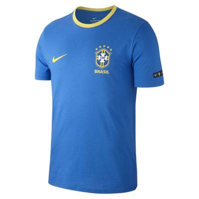 Brasil CBF Crest-T-skjorte for herre