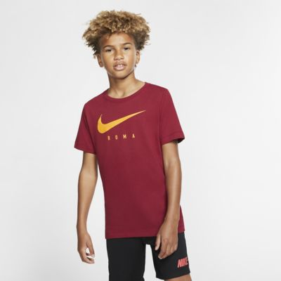 A.S. Roma Voetbalshirt voor kids
