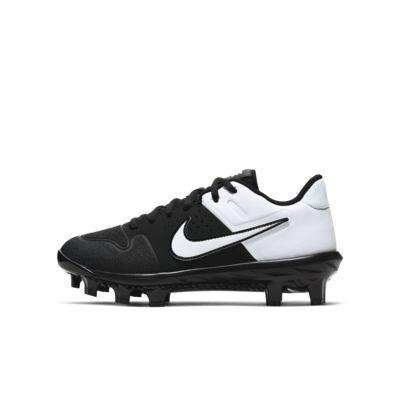 Nike Alpha Huarache Varsity Low MCS Big Kids' Baseball Cleat