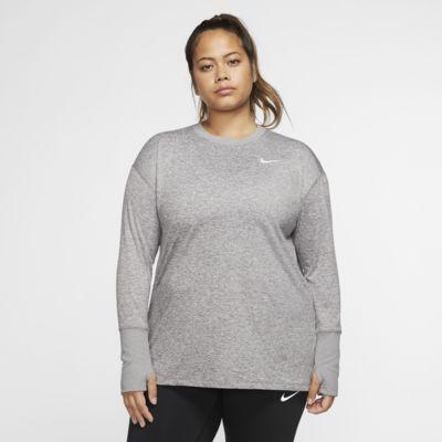 Nike Element (Plus Size) Women's Long Sleeve Running Top