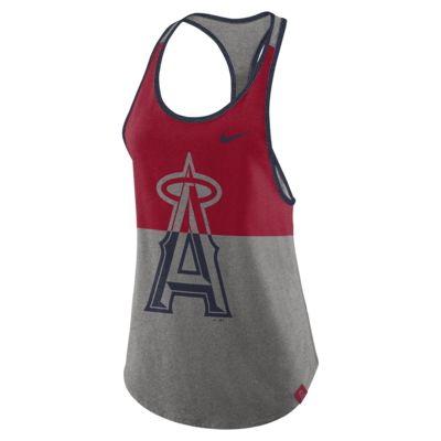 Nike Tri-Blend (MLB Angels) Women's Tank