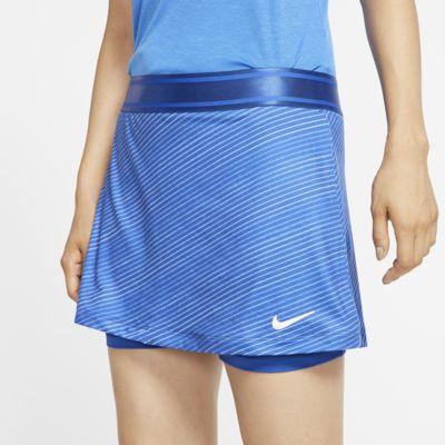 NikeCourt Women's Striped Tennis Skirt